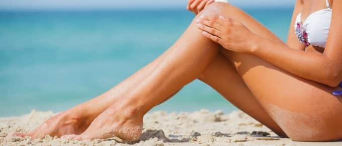 Best Tanning Lotions with SPF