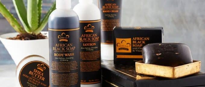 Best Body Wash & Soap for African-American Skin