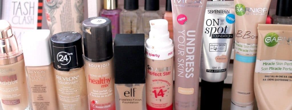 15 Best Drugstore Foundations & Concealers: Review Guide
