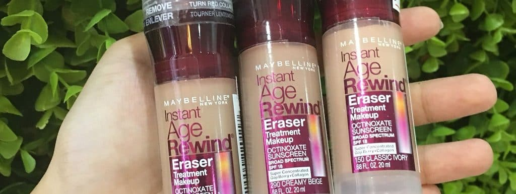 30 Best Foundations & Concealers for Large Pores & Wrinkles: Reviews & Buying Guide