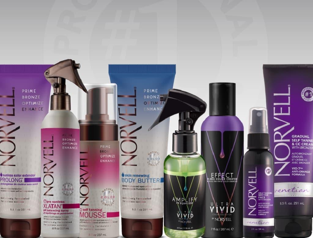 Best Spray Tanning Brands
