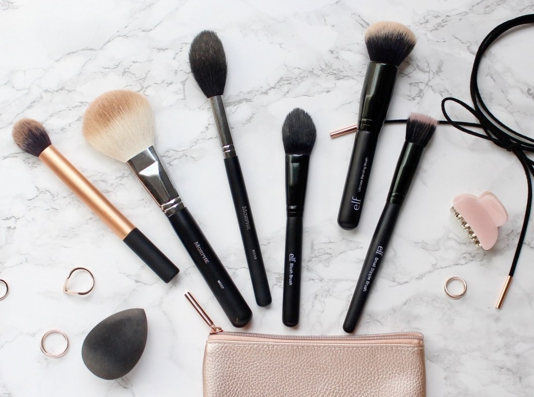 Drugstore Makeup Brushes