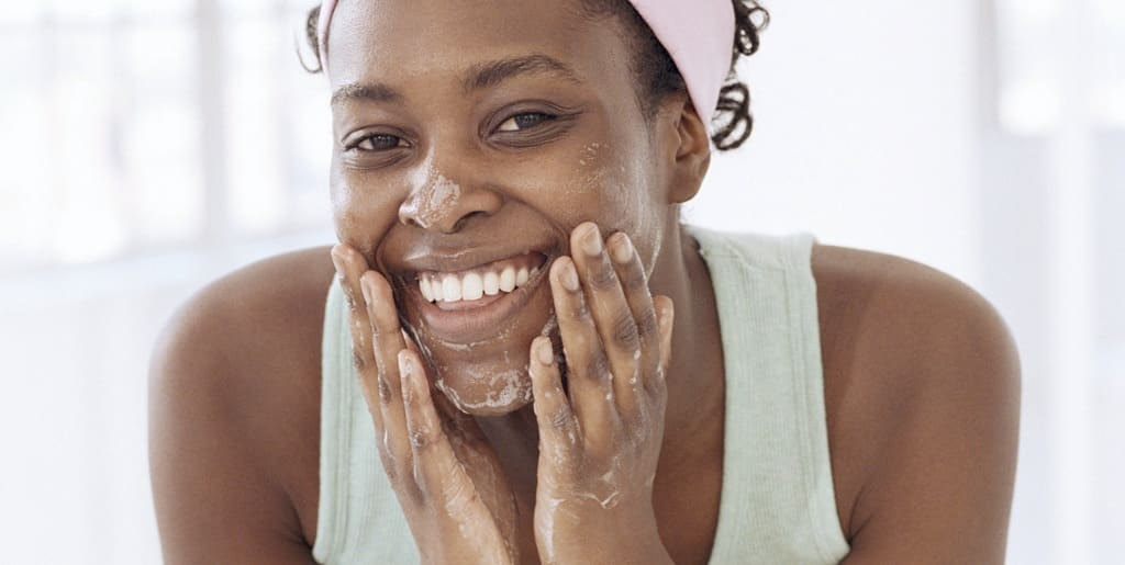 Face Wash & Cleanser for African-American Skin